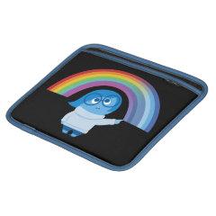 Melancholy Spirals iPad Sleeve