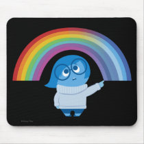 Melancholy Spirals Mouse Pad