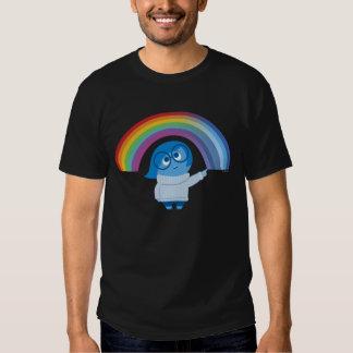 Melancholy Spirals T Shirt