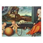 Melancolía por Cranach D. Ä. Lucas (la mejor calid Anuncio
