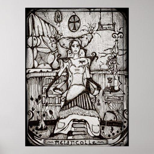 Melancolie Poster