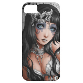 Melancoly thought iPhone SE/5/5s case