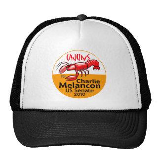 Melancon CAJUNS 2010 Hat