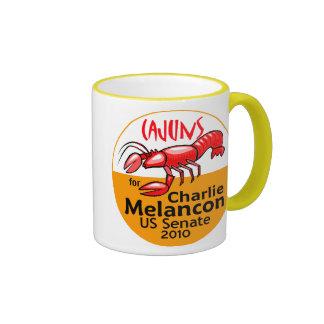 Melancon CAJUNS 2010 Mug