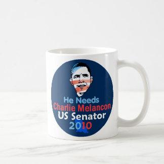 Melancon Senate 2010 Mug