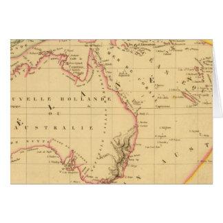 Melanesia Tarjetón
