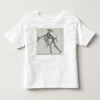 Melanesian sea deity from The History of Toddler T-shirt