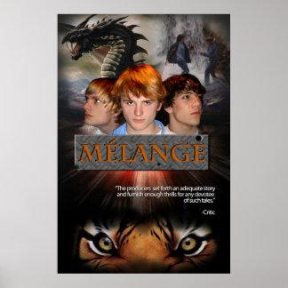 Melange Poster