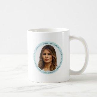Melania TRUMP First Lady Mug