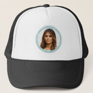 Melania TRUMP First Lady Trucker Hat