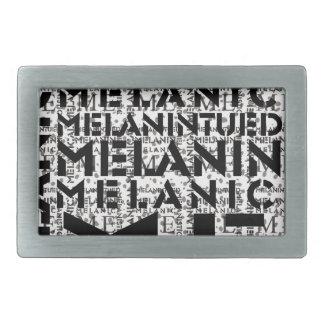 Melanic junta con te la selva concreta Coolection Hebilla De Cinturon