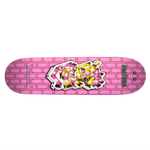 Graffiti art graffiti design skateboards - Mobilifici san marino ...
