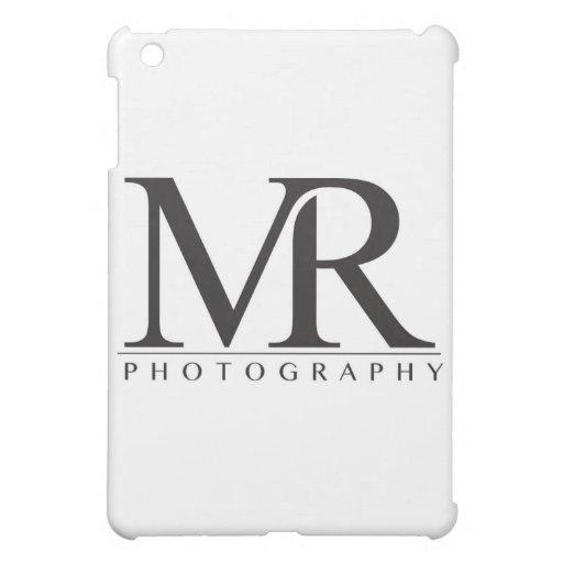 Melanie Ramiro Photography (block logo) Cover For The iPad Mini