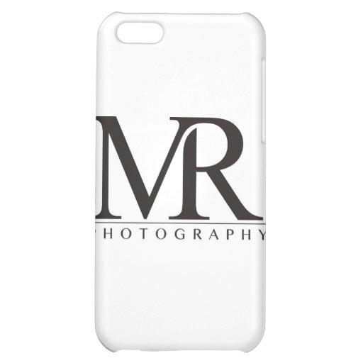 Melanie Ramiro Photography (block logo) iPhone 5C Cover