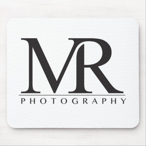 Melanie Ramiro Photography (block logo) Mousepads