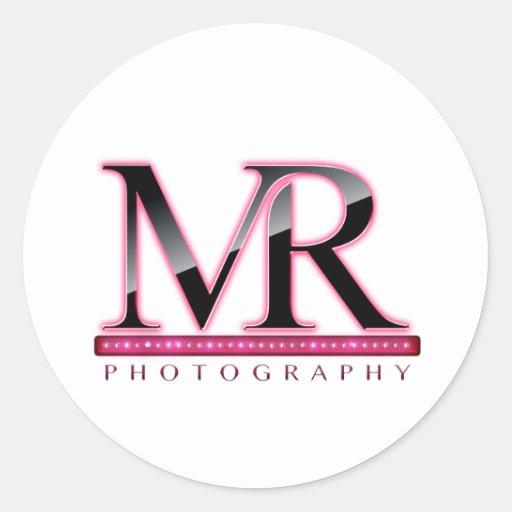 Melanie Ramiro Photography Stickers