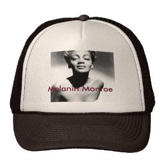 Melanin Monroe Trucker Hat