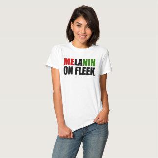 Melanin on Fleek RBG Shirt