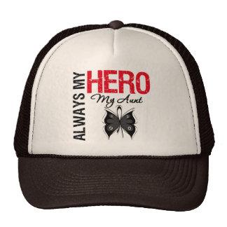 Melanoma Always My Hero My Aunt Hat