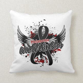 Melanoma Awareness 16 Pillow