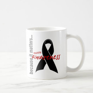 Melanoma Awareness Coffee Mug