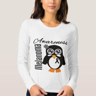 Melanoma Awareness Penguin T Shirt