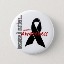 Melanoma Awareness Pinback Button