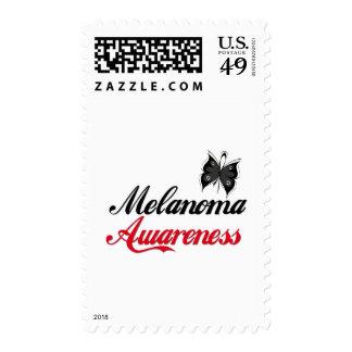 Melanoma Awareness Postage Stamp
