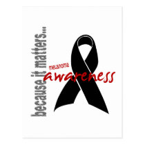Melanoma Awareness Postcard