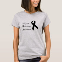 Melanoma Awareness T-Shirt