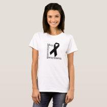 Melanoma Awarness T-Shirt
