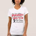Melanoma Battle T-shirts