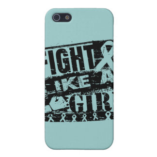 Melanoma BurnOut Fight Like a Girl Cover For iPhone 5