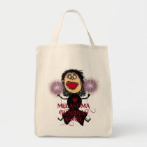 Melanoma Cancer Guardian Angel Tote Bag