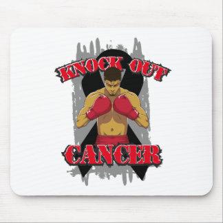Melanoma Cancer Knock Out Cancer Mousepad