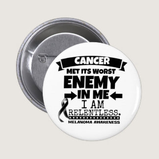 Melanoma Cancer Met Its Worst Enemy in Me Button