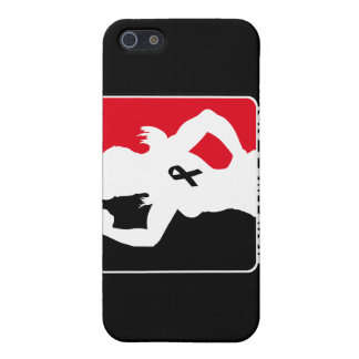 Melanoma Cancer Strength Fight Like A Girl Cases For iPhone 5