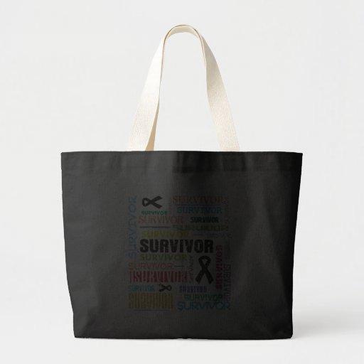 Melanoma Cancer Survivor Collage.png Bags