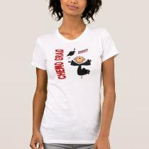 Melanoma CHEMO GRAD 1 T-Shirt