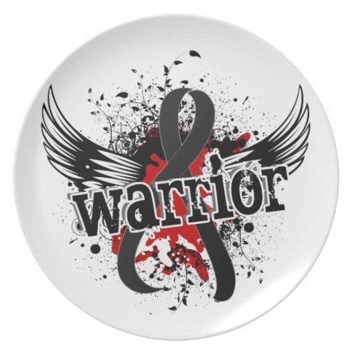 Melanoma del guerrero 16 platos para fiestas