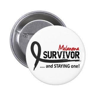 Melanoma del superviviente 8 pin