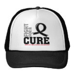 Melanoma Fight For A Cure Hats