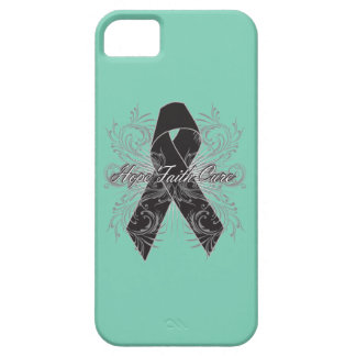 Melanoma Flourish Hope Faith Cure iPhone 5 Case