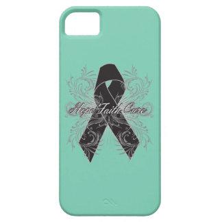 Melanoma Flourish Hope Faith Cure iPhone SE/5/5s Case