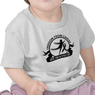 Melanoma - Freedom From Cancer Survivor.png Tee Shirt