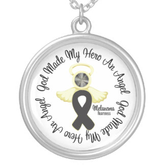 Melanoma God Made My Hero An Angel Custom Jewelry