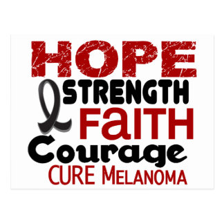 Melanoma HOPE 3 Postcard