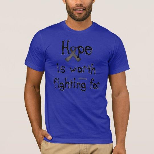 Melanoma Hope Men's T-Shirt