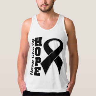 Melanoma Hope Never Give Up Tank Top
