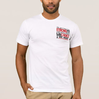 Melanoma How Strong We Are T-Shirt